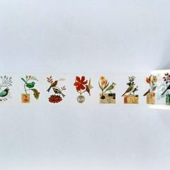 Letters and Birds - Washi tape