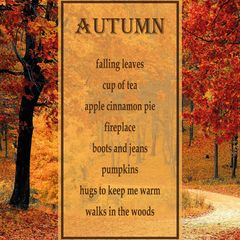 Autumn Postcard