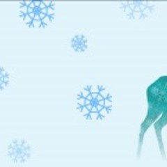 Deers - Washi tape
