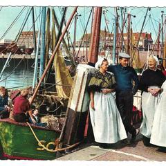 Scheveningen képeslap