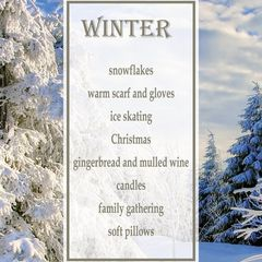 Winter Postcard