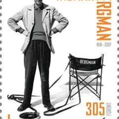 Ingmar Bergman - Hungarian Stamp