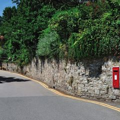 Post Box - Postcard