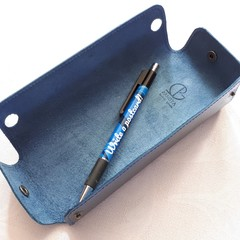 Leather Pencil Case - Orsi