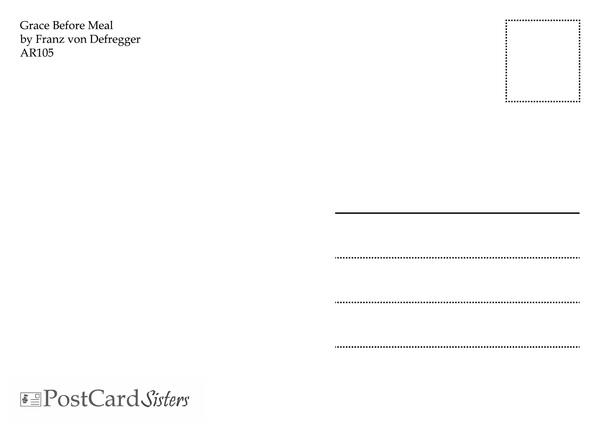 Grace defregger postcard ar105 01 02