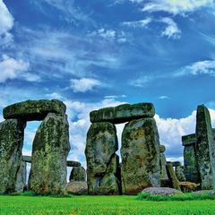 Stonehenge képeslap