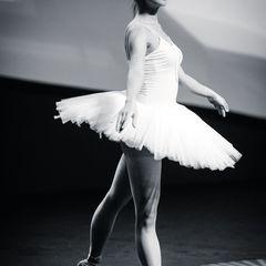 Balett képeslap