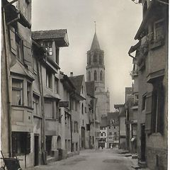 Rottweil antique postcard