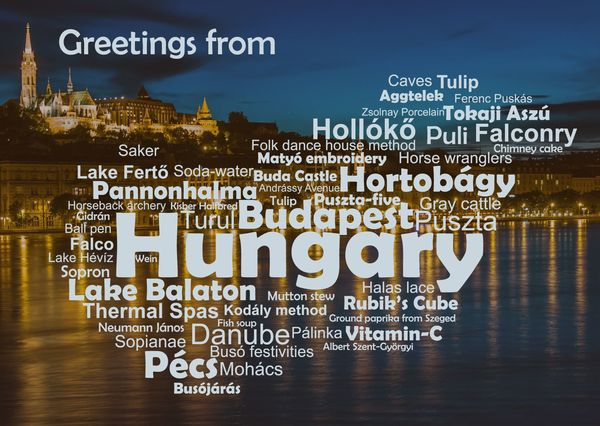 Greetings from hungary wordcloud gf101c