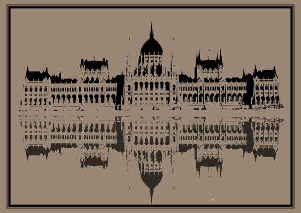 Parlament kraft kepeslap postcardsisters kh13
