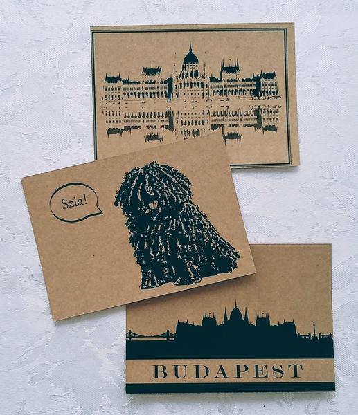 Kraft kepeslapok postcardsisters
