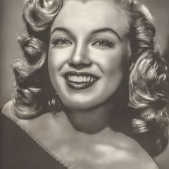 Marilyn Monroe képeslap