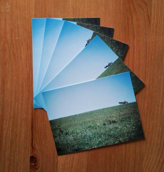 Transylvania postcard hk109c