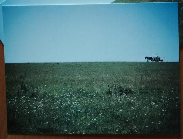 Wagon postcard hk109