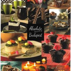 Absolute Desserts of Budapest - Postcard