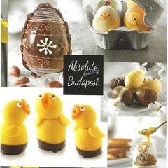 Absolute Easter of Budapest - Postcard