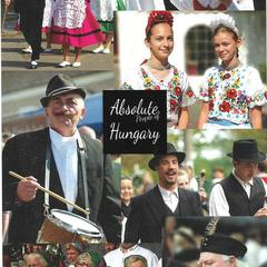 Absolute People of Hungary Postcard