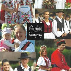 Absolute Tradition of Hungary Postcard