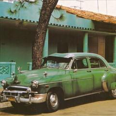 Chevrolet - Postcard