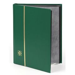 A4 Stockbook - 32 black pages