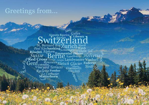 Greetings from switzerland wordcloud postcard postcardsisters gf switzerland wordcloud postcard postcardsisters gf117c m4hsunfo