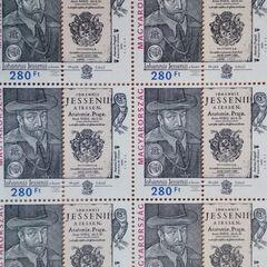 Johannis Jessenii - Stamp
