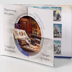 Hungary on Stamps - Exclusive stamp sets